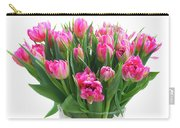 Vase Of Tulips Carry-all Pouch