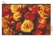Bouquet Of Roses 1 Carry-all Pouch