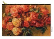 Bouquet Of Roses 1900 Carry-all Pouch
