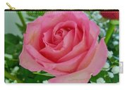 Bouquet Rose Carry-all Pouch