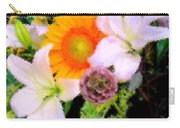 Bouquet Softly There Carry-all Pouch