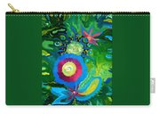Bouquet Tropical Carry-all Pouch