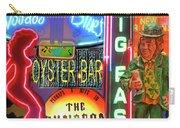 Bourbon Street Neon Carry-all Pouch