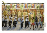 Bourbon Street Second Line New Orleans Carry-all Pouch