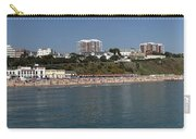 Bournemouth Beaches Carry-all Pouch