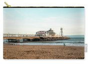 Bournemouth Pier No 2 Carry-all Pouch