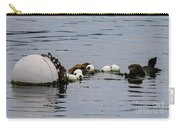 Bouyed Sea Otter  Carry-all Pouch