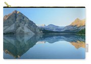Bow Lake Panorama Carry-all Pouch