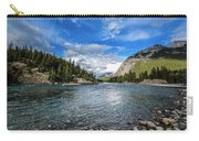 Bow River Alberta Carry-all Pouch
