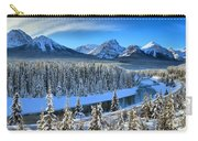Bow River Valley View Carry-all Pouch