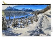 Bow Valley Mountains Carry-all Pouch