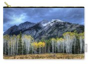Bow Valley Parkway Banff National Park Alberta Canada II Carry-all Pouch