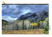 Bow Valley Parkway Banff National Park Alberta Canada IIi Carry-all Pouch