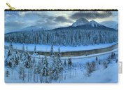 Bow Valley River Giant Panorama Carry-all Pouch