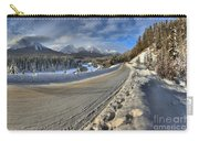 Bow Valley Winter Wonderland Carry-all Pouch
