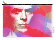 Bowie 70s Chic  Carry-all Pouch