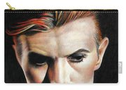 Bowie Thin White Duke Carry-all Pouch
