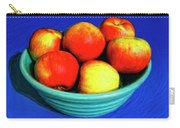 Bowl Of Apples Carry-all Pouch