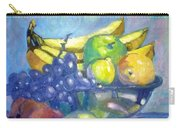 Bowl Of Fresh Fruit Carry-all Pouch