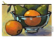 Bowl Of Fruit 4 Carry-all Pouch