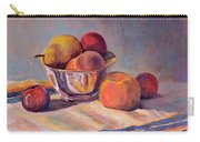 Bowl With Fruit Carry-all Pouch