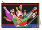 Bowling Sports Fans Decoration Acrylic Fineart By Navinjoshi At Fineartamerica.com  Down Load  Jpg F Carry-all Pouch