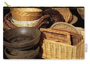 Bowls And Baskets Carry-all Pouch