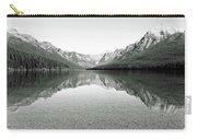 Bowman Lake - Glacier National Park 2 Carry-all Pouch