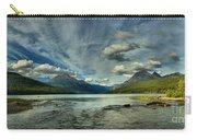 Bowman Lake Montana Carry-all Pouch