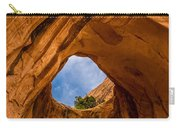 Bowtie Arch Near Arches National Park - Utah Carry-all Pouch