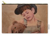 Boy And Bear  Carry-all Pouch