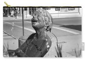 Boy In Fountain Sculture Grand Junction Co Carry-all Pouch