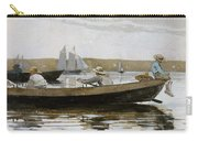Boys In A Dory, By Winslow Homer, Carry-all Pouch