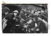 Boys Shooting Craps, C1910 Carry-all Pouch