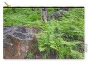 Bracken Fern Meadow Carry-all Pouch