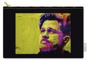 Brad Pitt Fury Carry-all Pouch