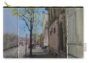 Brady Street With Tree Layered Carry-all Pouch