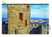 Braganca Castle Tower Carry-all Pouch