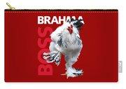 Brahma Boss T-shirt Print Carry-all Pouch