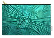 Brain Coral Carry-all Pouch