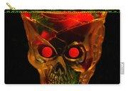 Brain Desert Halloween Card Carry-all Pouch