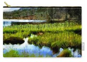 Brainard Lake Rocky Mountain National Park Carry-all Pouch