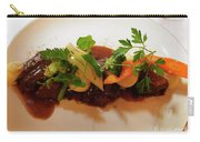 Braised Beef With Vegetables Carry-all Pouch