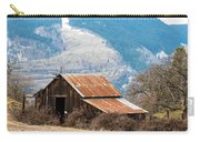 Bramble Bound Barn Carry-all Pouch