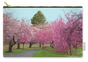 Branch Brook Cherry Blossoms II Carry-all Pouch
