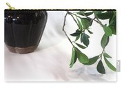 Branch, Gourd And Shadows Carry-all Pouch