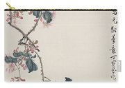 Branch Magpie Painting Carry-all Pouch