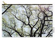 Branches Against Sky In Spring Outback Carry-all Pouch