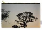 Branches In The Sunset Carry-all Pouch