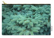 Branches Of Blue Spruce Carry-all Pouch